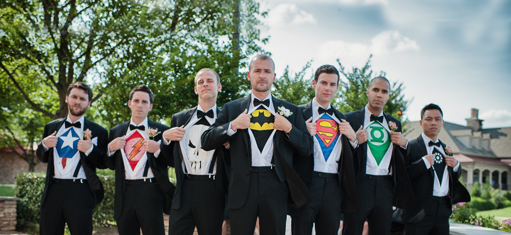 How To Be a Good Groomsman - Rose Tuxedo: Wedding Tuxedo-Quince Tuxedo ...