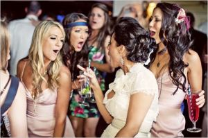 Outgoing guests? They might be happy to get to know new people at your reception.