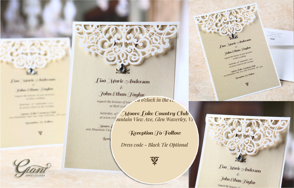 Why You Should Add a Dress Code To Your Wedding Invitations The