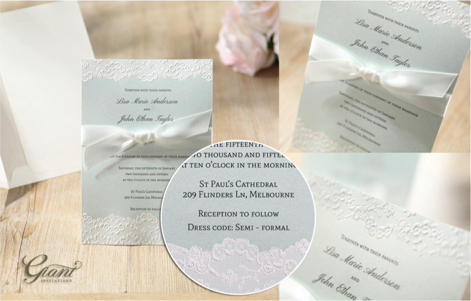 Why You Should Add A Dress Code To Your Wedding Invitations