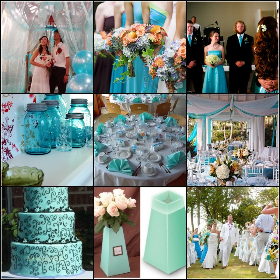 Cool Ways To Extend Your Wedding Theme