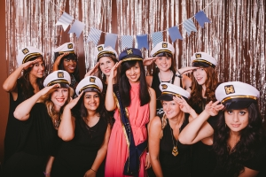 Nautical-bachelorette-party-sailor-hats